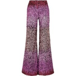 Casual Trouser - Purple - Halpern Pants found on MODAPINS from lyst.com for USD $703.00