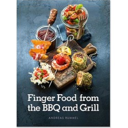 Grub Street Cookery Cookbooks - Finger Food From the BBQ & Grill Cookbook found on Bargain Bro from zulily.com for USD $15.04