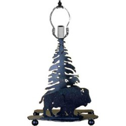Meyda Lighting Buffalo 9 Inch Accent Lamp - 27719 found on Bargain Bro Philippines from Capitol Lighting for $171.00