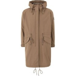 Overcoat - Natural - Napapijri Coats found on MODAPINS from lyst.com for USD $201.00