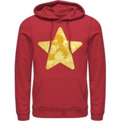 Cartoon Network Red Steven Star Graphic Hoodie found on Bargain Bro Philippines from belk for $44.80