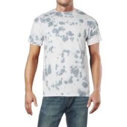 Disney Mens Mickey UV Graphic T-Shirt Tie-Dye Sunlight Activated - Grey found on MODAPINS from Overstock for USD $14.14