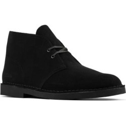 Clarks Desert 2 Chukka Boot - Black - Clarks Boots found on Bargain Bro India from lyst.com for $150.00