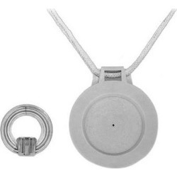 Sennheiser MZM 2 / MZM 10 Magnetic Mount Set for the MKE 2 Body-Worn Mic (No Pins) MZM10/2 found on Bargain Bro Philippines from B&H Photo Video for $59.95