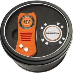 Cincinnati Bengals Switch Chip Golf Tin Set found on Bargain Bro from nflshop.com for USD $18.99