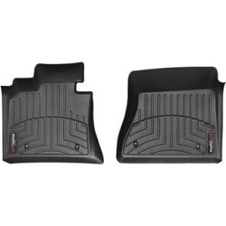 WeatherTech Floor Mat Set, Fits 2009-2014 Ford F-150, Primary Color Black, Material Type Molded Plastic, Model 446131 found on Bargain Bro from northerntool.com for USD $97.24