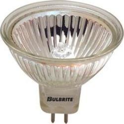 Bulbrite Multi Pack of 50 Watt Dimmable Flood MR16 Bi-Pin (GU5.3) Halogen Bulb found on Bargain Bro India from Overstock for $27.44