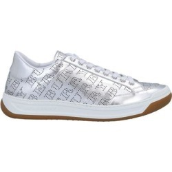 Low-tops & Sneakers - Metallic - Burberry Sneakers found on Bargain Bro India from lyst.com for $262.00