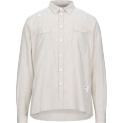 Shirt - Natural - Saucony Shirts found on Bargain Bro from lyst.com for USD $76.76