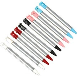 INSTEN Retractable Stylus for Nintendo 3DS (Pack of 10) found on Bargain Bro Philippines from Overstock for $6.99