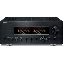 Yamaha A-S3200BL integrated amplifier (Black) found on Bargain Bro from Crutchfield for USD $5,699.96