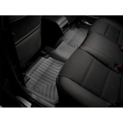 WeatherTech Floor Mat Set, Fits 2009-2019 Dodge Journey, Primary Color Black, Material Type Molded Plastic, Model 442242 found on Bargain Bro from northerntool.com for USD $72.16