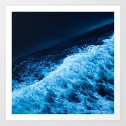 Art Print | Sea 11 by Andreas12 - X-Small - Society6 found on Bargain Bro India from Society6 for $21.59