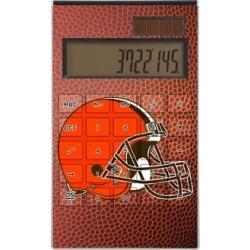 Cleveland Browns Football Design Desktop Calculator found on Bargain Bro from nflshop.com for USD $22.79