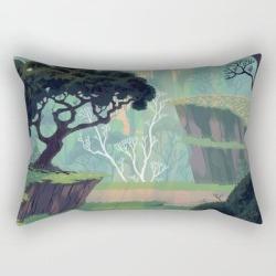 Rectangular Pillow | Untitled by Sara Kipin - Small (17