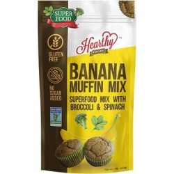 Hearthy Foods Dried Mixes - 16-Oz. Banana Muffin Mix found on Bargain Bro Philippines from zulily.com for $6.79
