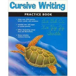 Flash Kids by Sterling Publishing Educational Workbooks - Cursive Writing Practice Workbook found on Bargain Bro India from zulily.com for $5.49