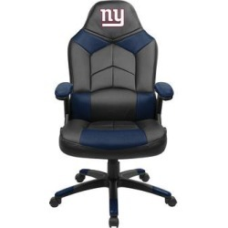 New York Giants Oversized Gaming Chair, Multicolor found on Bargain Bro Philippines from Kohl's for $325.00