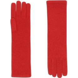 Gloves Cachemire - Red - Agnelle Gloves found on Bargain Bro India from lyst.com for $53.00