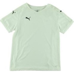 Puma Womens T-Shirt Running Fitness - White (XXS), Women's(polyester) found on Bargain Bro India from Overstock for $13.99
