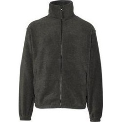 Sierra Pacific Youth Full-Zip Fleece Jacket - Charcoal - S (Charcoal - S), Men's, Black found on Bargain Bro India from Overstock for $41.10