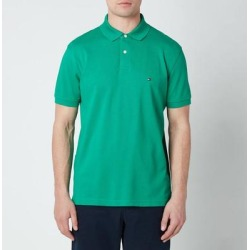 1985 Regular Fit Polo Shirt - Green - Tommy Hilfiger T-Shirts found on Bargain Bro from lyst.com for USD $50.92