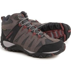 Accentor 2 Mid Vent Hiking Boots - Gray - Merrell Boots found on Bargain Bro India from lyst.com for $70.00