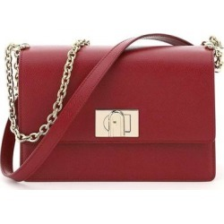 1927 S Crossbody Bag - Red - Furla Shoulder Bags found on MODAPINS from lyst.com for USD $324.00