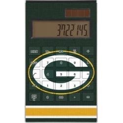 Green Bay Packers Stripe Design Desktop Calculator found on Bargain Bro from nflshop.com for USD $22.79
