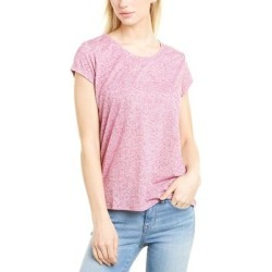 French Connection Hetty Linen-Blend T-Shirt (XS), Women's, Multicolor found on MODAPINS from Overstock for USD $20.99