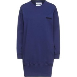 Short Dress - Purple - Moschino Dresses found on Bargain Bro Philippines from lyst.com for $510.00