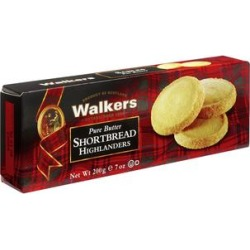 Walkers Shortbread Cookies - Pure Butter Shortbread Highlanders - Set of Three found on Bargain Bro Philippines from zulily.com for $17.99