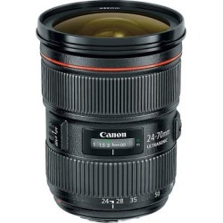 Canon EF 24-70mm f/2.8L II USM found on Bargain Bro from Crutchfield for USD $1,443.24