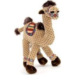 Fab Dog Floppy Camel Squeaky Plush Dog Toy, X-Large
