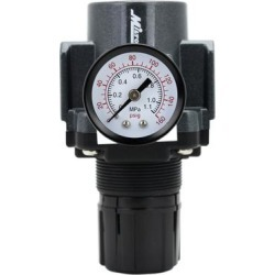 EXELAIR by Milton Regulator, Max. PSI 145 PSI, CFM 212 cfm, MInch Temperature 25 °F, Model EX45R-04 found on Bargain Bro from northerntool.com for USD $50.99