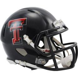 Riddell Texas Tech Red Raiders Revolution Speed Mini Football Helmet found on Bargain Bro from Fanatics for USD $21.27
