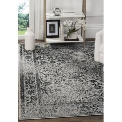 Safavieh Grey/Black Adirondack 10 ft x 14 ft Area Rug found on Bargain Bro Philippines from belk for $533.00