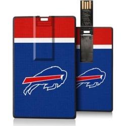 Buffalo Bills Striped Credit Card USB Drive found on Bargain Bro from nflshop.com for USD $18.99