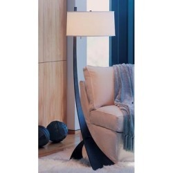 Hubbardton Forge Stasis 58 Inch Floor Lamp - 232666-1008 found on Bargain Bro Philippines from Capitol Lighting for $1815.00