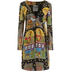 Slot Machine Dress - Green - Moschino Dresses found on Bargain Bro Philippines from lyst.com for $505.00