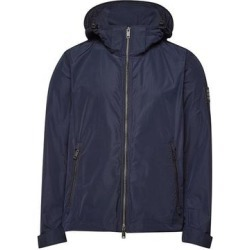 BURBERRY Mens Navy Blue Hargrave Lightweight Jacket (52R), Men's found on MODAPINS from Overstock for USD $675.00