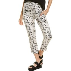 Beach Riot Avery Pant (M), Women's, White(polyester, spot) found on MODAPINS from Overstock for USD $54.99