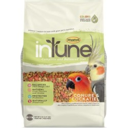 Higgins InTune Natural - Conure/Cockatiel, 2 lb, 2 LBS found on Bargain Bro Philippines from petco.com for $13.99