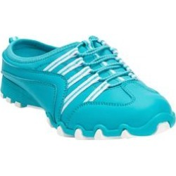 Women's The Trina Mule by Comfortview in Aquamarine (Size 12 M) found on Bargain Bro Philippines from Ellos for $45.99