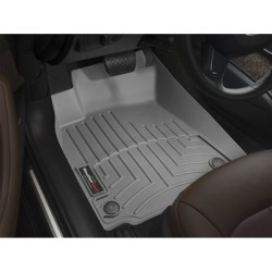 WeatherTech Floor Mat Set, Fits 2007-2012 Hyundai Veracruz, Primary Color Gray, Position Front, Model 461591 found on Bargain Bro from northerntool.com for USD $97.24