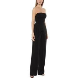 Jumpsuit - Black - Ermanno Scervino Jumpsuits found on Bargain Bro from lyst.com for USD $731.12