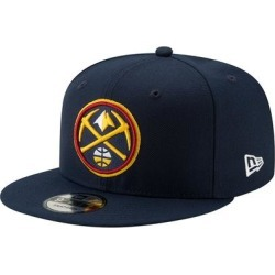 Denver Nuggets New Era Official Team Color 9FIFTY Adjustable Snapback Hat - Navy found on Bargain Bro Philippines from Fanatics for $29.99