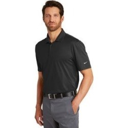 Nike Men's Dri-FIT Legacy Polo (L - Black)(polyester) found on Bargain Bro India from Overstock for $51.49