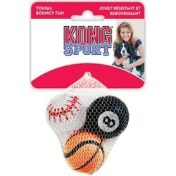 KONG Sport Balls Pack Dog Toy, X-Small found on Bargain Bro India from Chewy.com for $3.99
