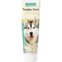 NaturVet Tender Foot, Foot Pad & Elbow Dog Cream, 5-oz bottle found on Bargain Bro Philippines from Chewy.com for $11.99